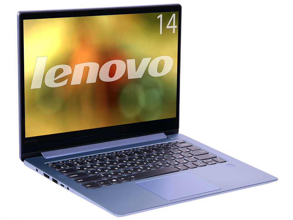 Ноутбук Lenovo IdeaPad 530s-14IKB (81EU00B8RU) 14.0''FHD IPS AG/i3-8130U (2.2)/8G/128G SSD/GMA HD/noDVD/WiFi/BT4.1/W10 BLUE цена и фото