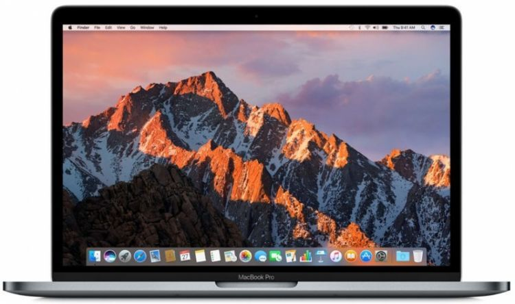 Ноутбук Apple MacBook Pro 13 (MV962RU/A) Core i5 8279U (2.4) / 8Gb / 256Gb SSD / 13.3 WQXGA IPS / Iris Plus Graphics 655 / Mac OS X Mojave / Gray ноутбук apple macbook pro z0uj00061 13 3 ips intel core i7 7660u 2 5ггц 16гб 128гб ssd intel iris graphics 640 mac os sierra z0uj00061 серебристый