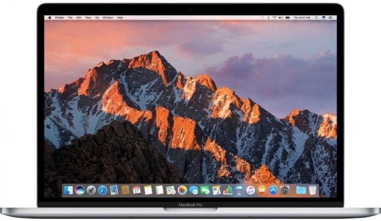 Ноутбук Apple MacBook Pro 13 (MV9A2RU/A) Core i5 8279U (2.4) / 8Gb / 512Gb SSD / 13.3 WQXGA IPS / Iris Plus Graphics 655 / Mac OS X Mojave / Silver ноутбук apple macbook pro z0uj00061 13 3 ips intel core i7 7660u 2 5ггц 16гб 128гб ssd intel iris graphics 640 mac os sierra z0uj00061 серебристый