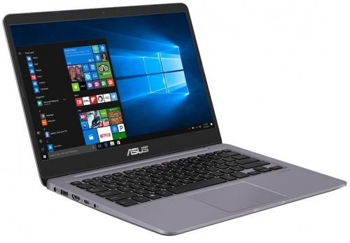Ноутбук Asus S410UA-BV1157T Core i5 8250U (1.6) / 4Gb / 500Gb / 14