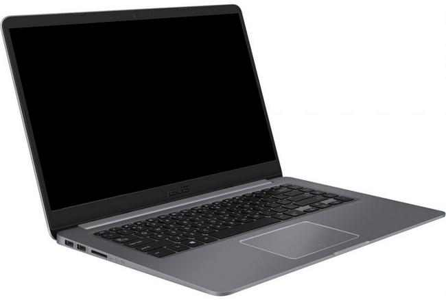 Ноутбук Asus S510UA-BQ1377 Core i7 8550U (1.8) / 8Gb / 1Tb+ 8Gb SSD Cache / 15.6 FHD IPS / UHD Graphics 620 / noOS / Gray ноутбук lenovo thinkpad e580 i7 8550u 8gb 1tb 620 15 6 ips fhd w10pro black