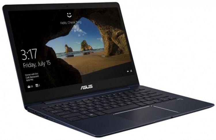 Ноутбук Asus UX331FAL-EG017R Core i7 8565U (1.8) / 16Gb / 512Gb SSD / 13.3