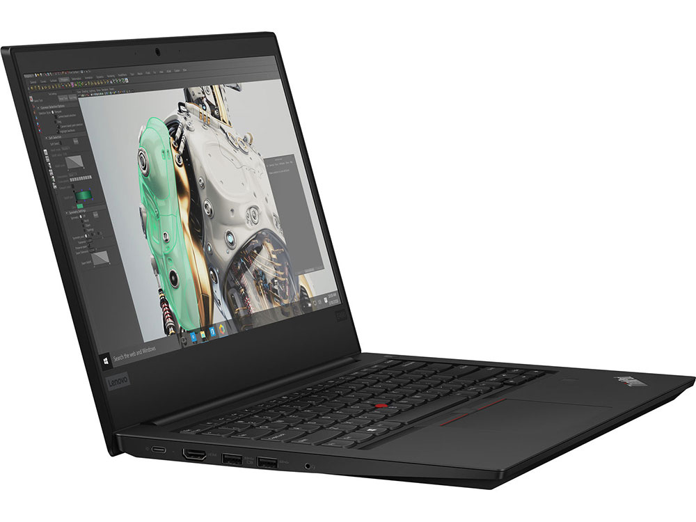 Ноутбук Lenovo ThinkPad EDGE E490 (20N80028RT) Core i7 8565U (1.8) / 16Gb / 512Gb SSD / 14