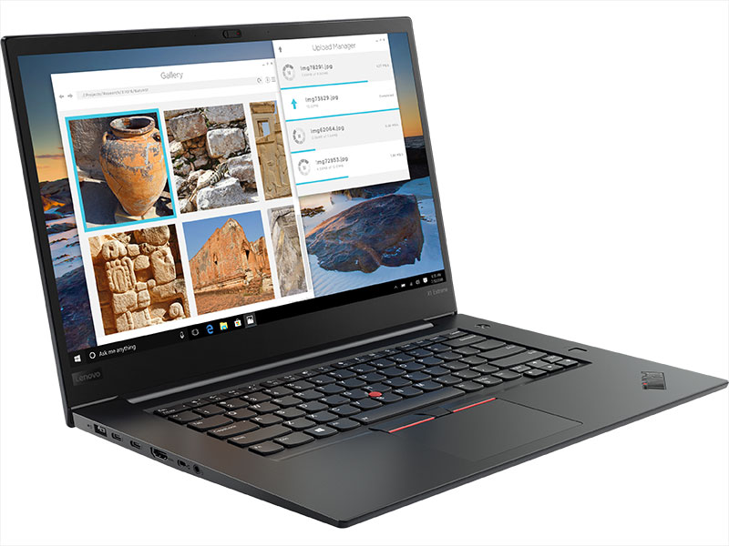 Ноутбук Lenovo ThinkPad X1 Extreme Gen1 (20MF000SRT) Core i5 8300H (2.3) / 16Gb / 512Gb SSD / 15.6 FHD IPS / GeForce GTX 1050 Ti 4Gb / Win 10 Pro / Black помада maybelline new york maybelline new york ma010lwjlc30