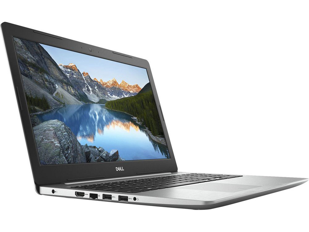 Ноутбук Dell Inspiron 5570 (5570-3922) Core i5-7200U (2.5) / 8Gb / 256Gb SSD / 15.6 FHD TN / Radeon 530 4Gb / Win 10 Home / Silver компьютер dell precision t7920 silver 4110 32gb 2000gb hdd 256gb ssd win10pro 7920 2806