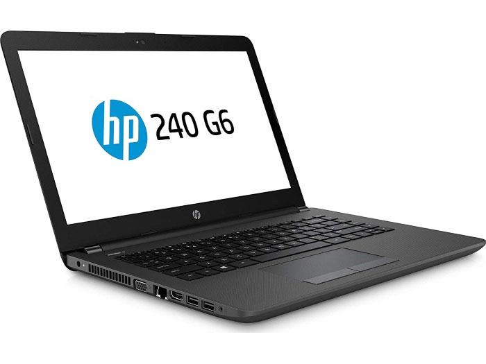 Ноутбук HP 240 G6 (4BD04EA) Core i5 7200U (2.5) / 4Gb / 500Gb / 14