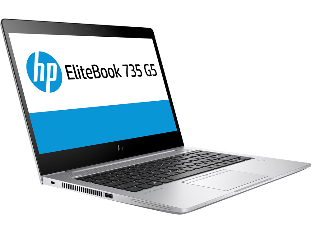 Ноутбук HP EliteBook 735 G5 (3UP31EA) Ryzen 5 2500U (2.0) / 8Gb / 256Gb SSD / 13.3