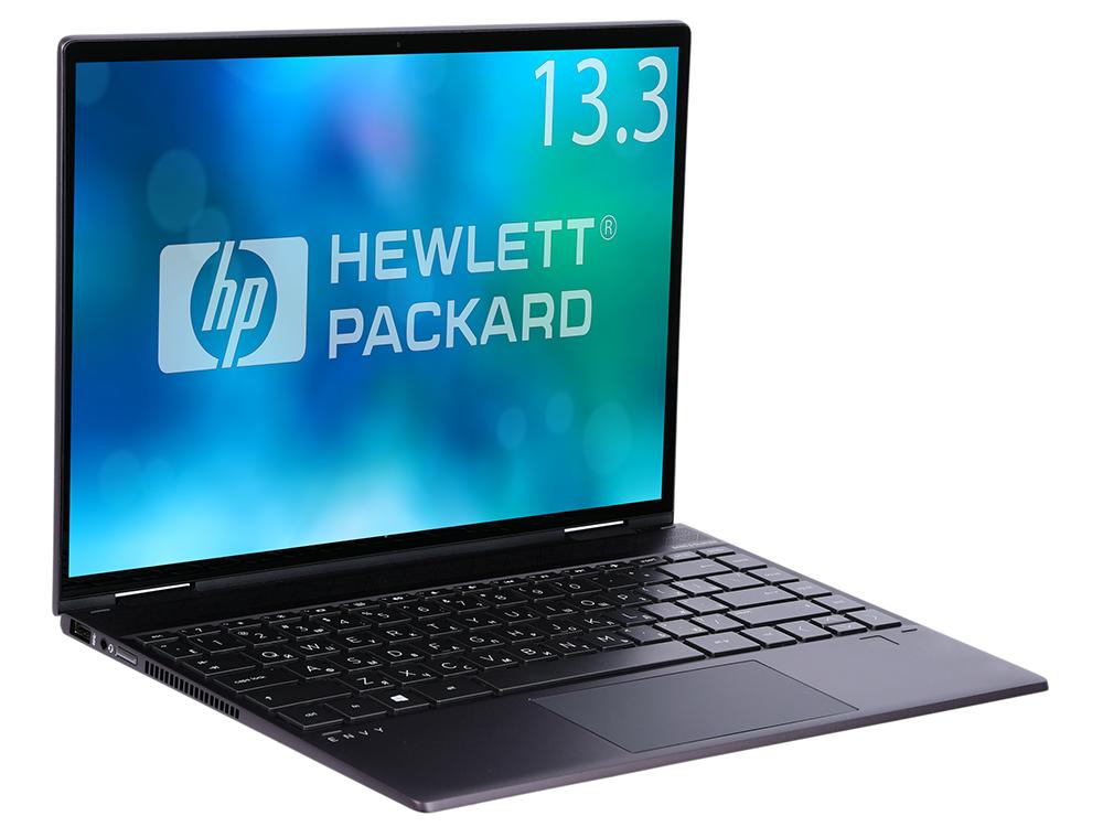 Ноутбук HP Envy 13x360 13-ar0000ur (6PS60EA) Ryzen 3 3300U (2.1) / 8Gb / 128Gb SSD / 13.3 FHD IPS Touch / Radeon Vega 6 / Win 10 Home / Nightfall Black ноутбук hp envy 13 ad109ur 2pp98ea 13 3 золотой
