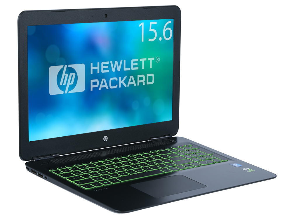 Ноутбук HP Pavilion Gaming 15-dp0004ur i5 8300H (2.3) / 8Gb / 1Tb / 15.6 FHD SVA / GeForce GTX 1060 3Gb / Win 10 Home / Black цена