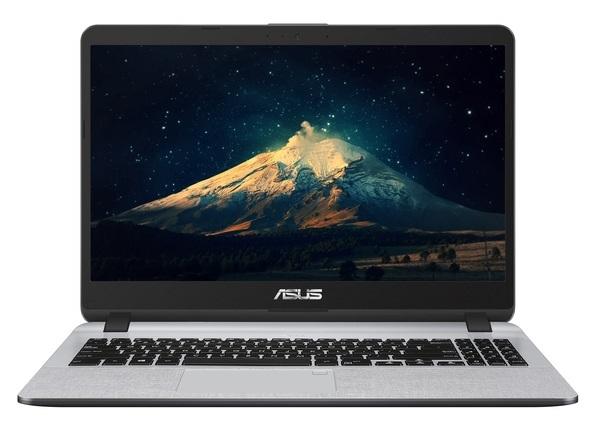 X507UA-EJ1148 ноутбук asus x507ua ej1148 pentium 4417u 2 3 4g 128g ssd 15 6