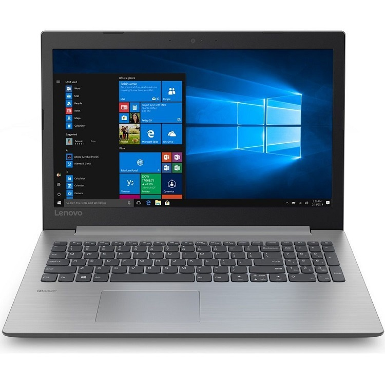 Ноутбук Lenovo Ideapad 330-15IKB (81DE02XVRU) Core i5 8250U (1.6) / 4Gb / 500Gb / 15.6