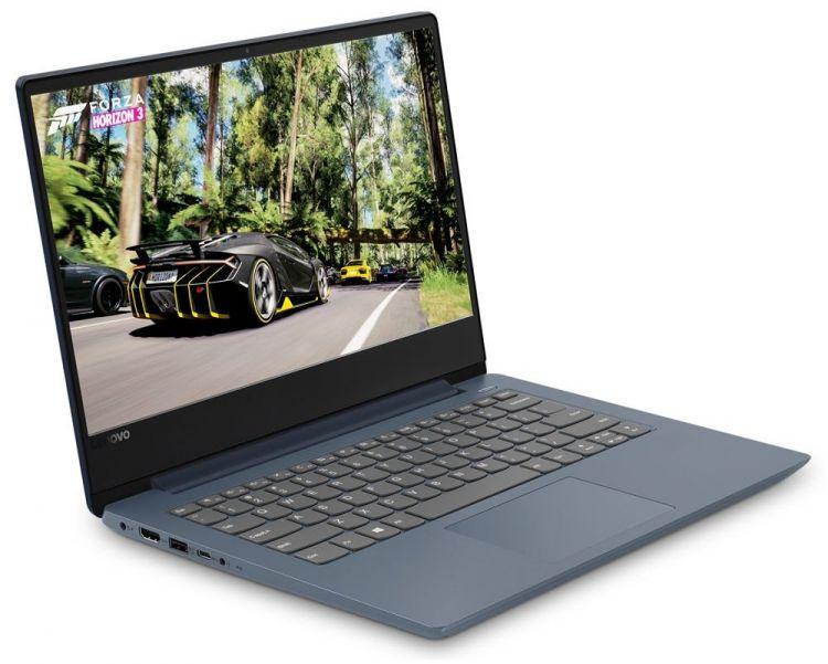 Ноутбук Lenovo IdeaPad 330s-14IKB (81F401BSRU) Core i3 8130U (2.2) / 4Gb / 1Tb+ 128Gb SSD / 14 FHD IPS / UHD Graphics 620 / Win 10 Home / MidNight Blue ноутбук