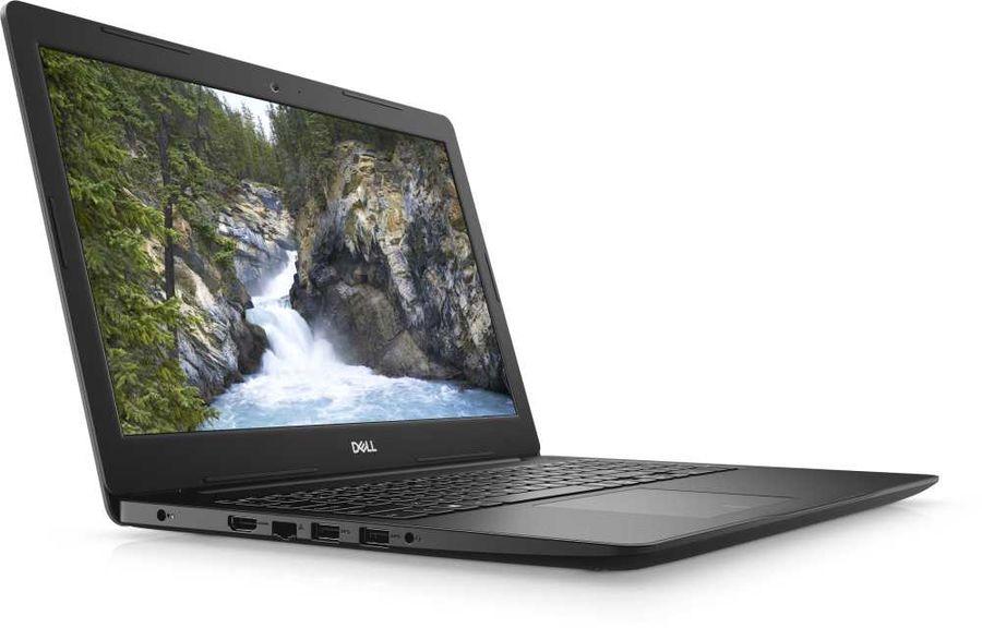 """Ноутбук Dell Vostro 3590 (3590-7636) Core i5 10210U (1.6) / 8Gb / 256Gb SSD / 15.6"""" FHD TN / Radeon 610 2Gb / Win 10 Pro / Black"""