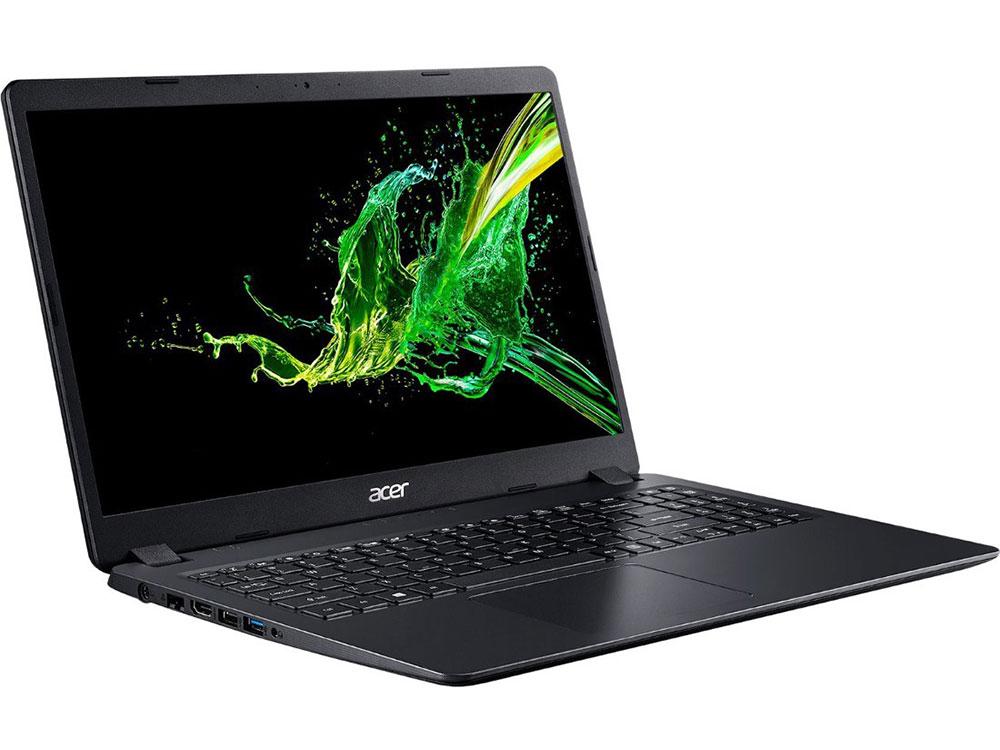 Ноутбук Acer Aspire 3 A315-42-R48X Athlon 300U (2.4) / 4Gb / 500Gb / 15.6 HD TN / Radeon Vega 3 / Linux / Black ноутбук acer aspire a315 42 r1kb nx hf9er 017 black