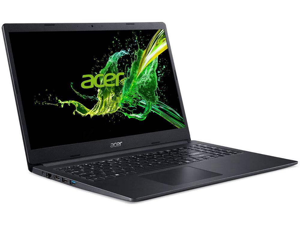 "Ноутбук Acer Extensa 15 EX215-21-46VY A4-9120e (1.5) / 4Gb / 256Gb SSD / 15.6"" HD TN / Radeon R3 / Linux / Black"