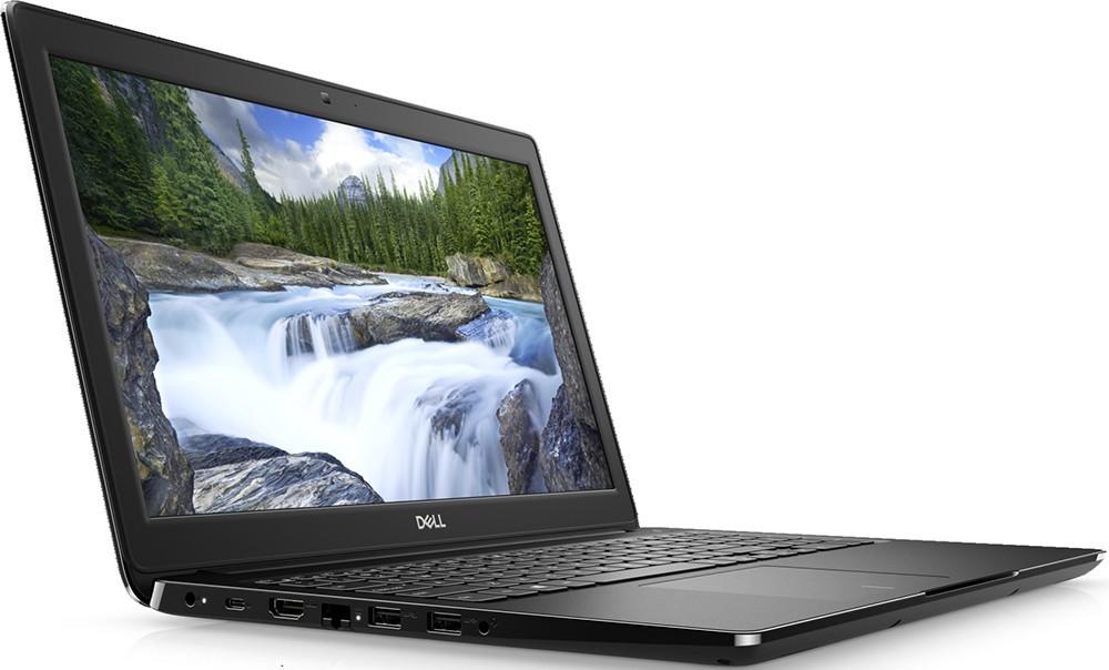 Ноутбук Dell Latitude 3500 (3500-0973) Core i3 8145U (2.1) / 4Gb / 1Tb / 15.6 HD TN / UHD Graphics 620 / Linux / Black губцевый инструмент av steel 200mm av 624007
