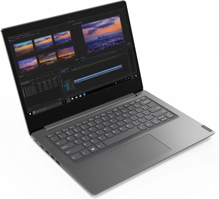 Ноутбук Lenovo V14-IWL (81YB003NRU) Core i5 8265U (1.6) / 8Gb / 1Tb+ 128Gb SSD / 14