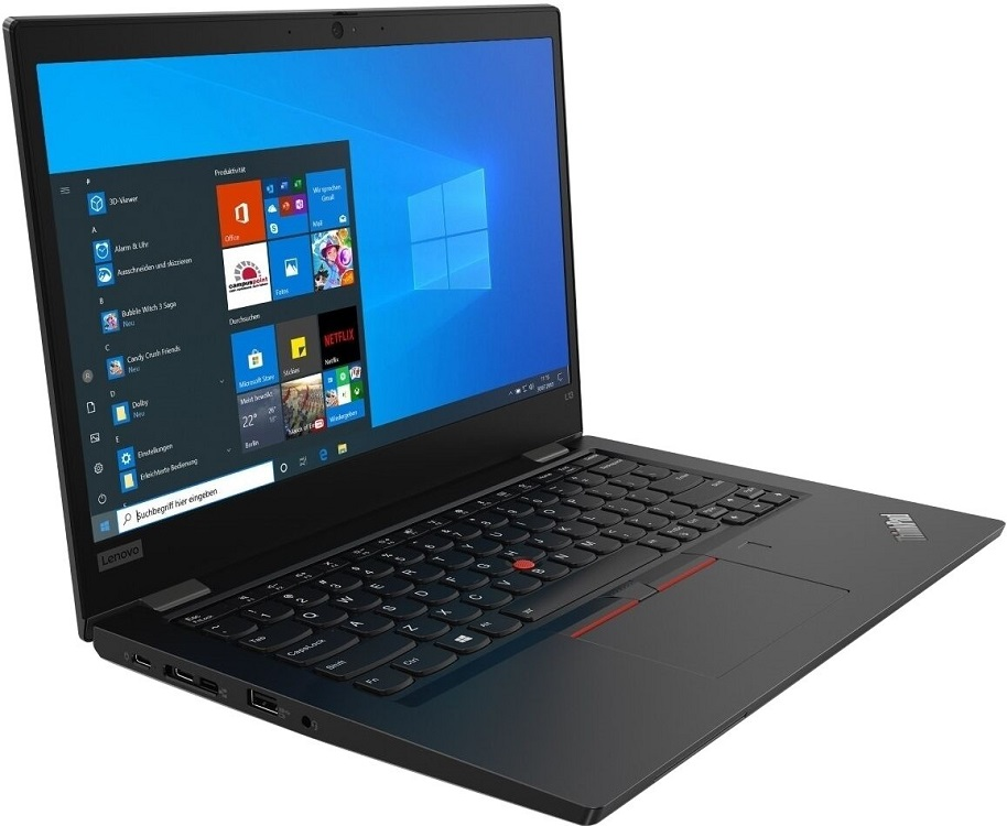 цена на Ноутбук Lenovo ThinkPad L13 (20R30004RT) Core i5 10210U (1.6) / 8Gb / 256Gb SSD / 13.3