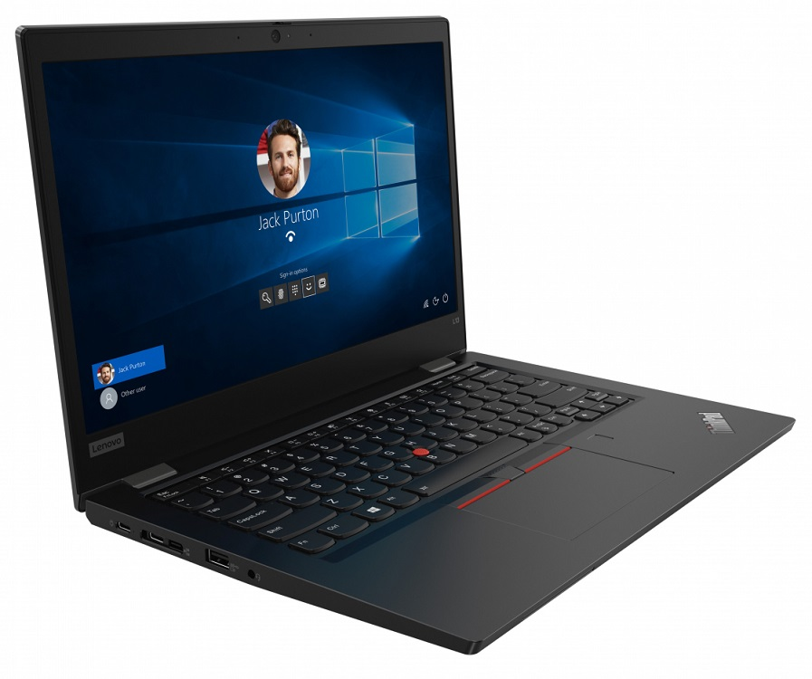 цена на Ноутбук Lenovo ThinkPad L13 (20R30005RT) Core i5 10210U (1.6) / 8Gb / 256Gb SSD / 13.3