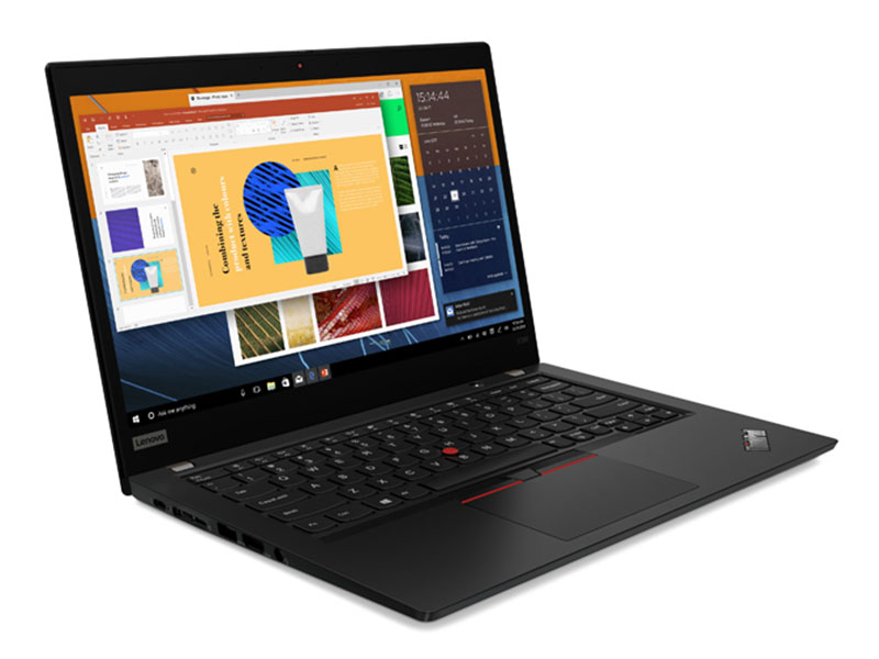цена на Ноутбук Lenovo ThinkPad X390 (20Q0000KRT) Core i5 8265U (1.6) / 8Gb / 256Gb SSD / 13.3