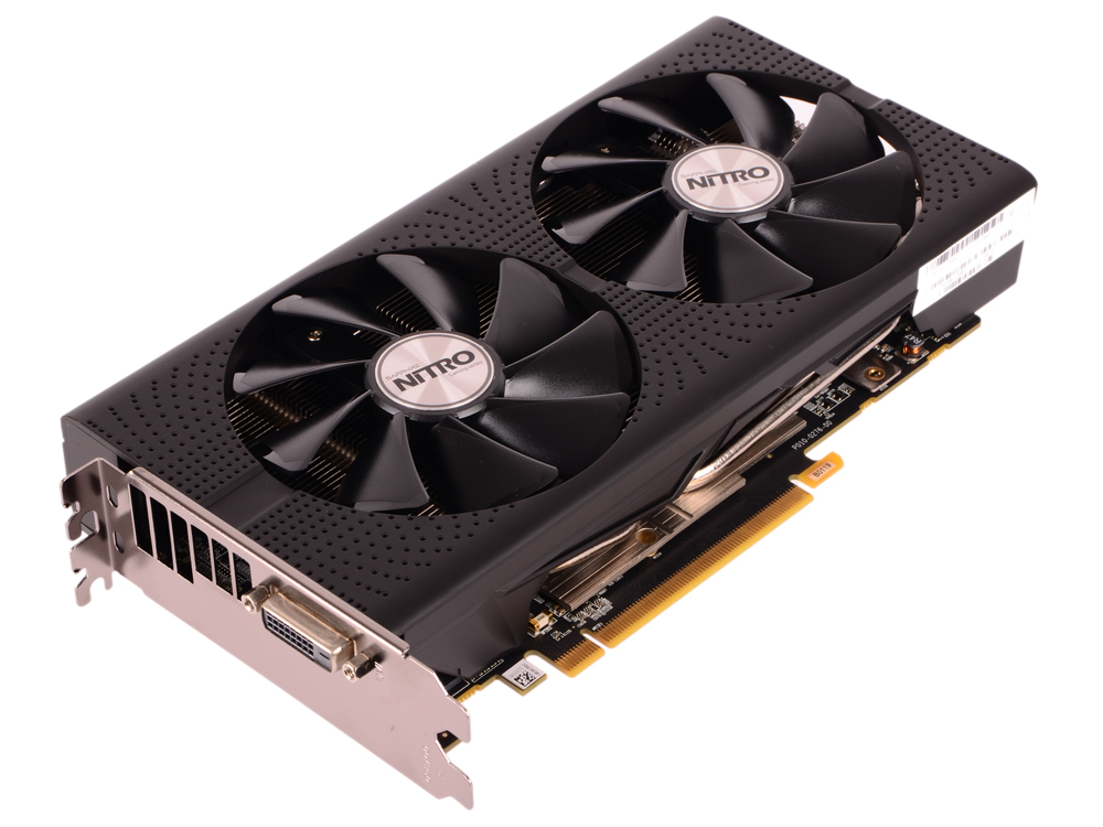 Видеокарта 8Gb (PCI-E) Sapphire RX 470 Pulse Mining OEM (11256-59-10G) цена