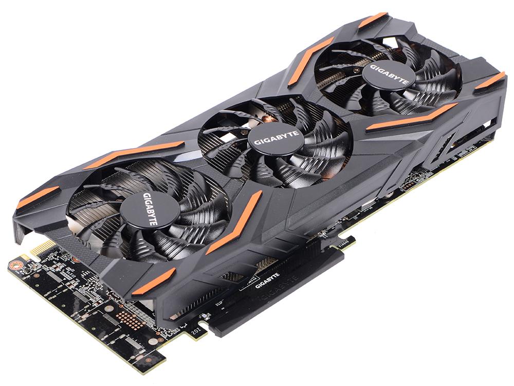 Видеокарта 4Gb PCI-E GIGABYTE P104-100 Mining GV-NP104D5X-4G P104-100, GDDR5X, 256bit, OEM цены