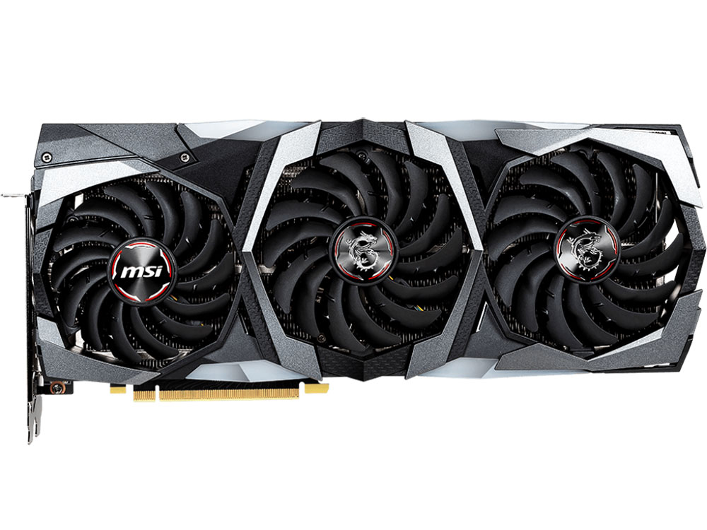 Видеокарта 8Gb <PCI-E> MSI GeForce RTX 2080 GAMING X TRIO <RTX2080, GDDR6, 256bit, 3xDP, Retail> цена и фото