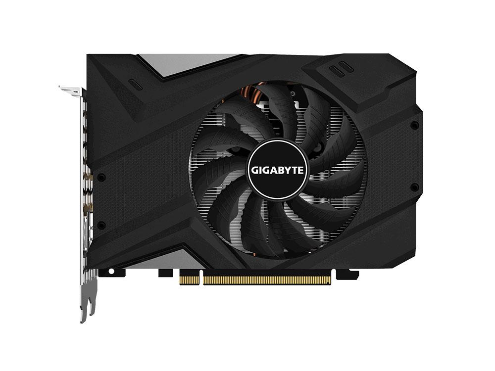 Видеокарта 6Gb PCI-E GIGABYTE GeForce RTX 2060 MINI ITX OC GV-N2060IXOC-6GD RTX2060, GDDR6, 192bit, HDMI, 3xDP, Retail
