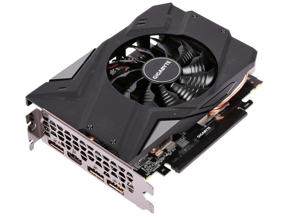 Видеокарта Gigabyte GeForce GTX 1660 Ti GV-N166TIXOC-6GD 6Gb 1500 MHz NVIDIA GTX 1660 Ti/GDDR6 12000Mhz/192bit/PCI-E 16x/DP, HDMI видеокарта gigabyte pci e nvidia geforce gtx 980 4096mb gv n980g1 gaming 4gd ret