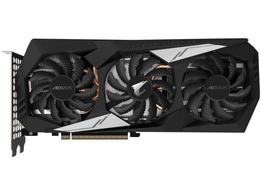 Видеокарта Gigabyte GeForce GTX 1660 Ti GV-N166TAORUS-6GD 6Gb 1890 MHz NVIDIA GTX 1660 Ti/GDDR6 12002Mhz/192bit/PCI-E /3xDP, HDMI цена
