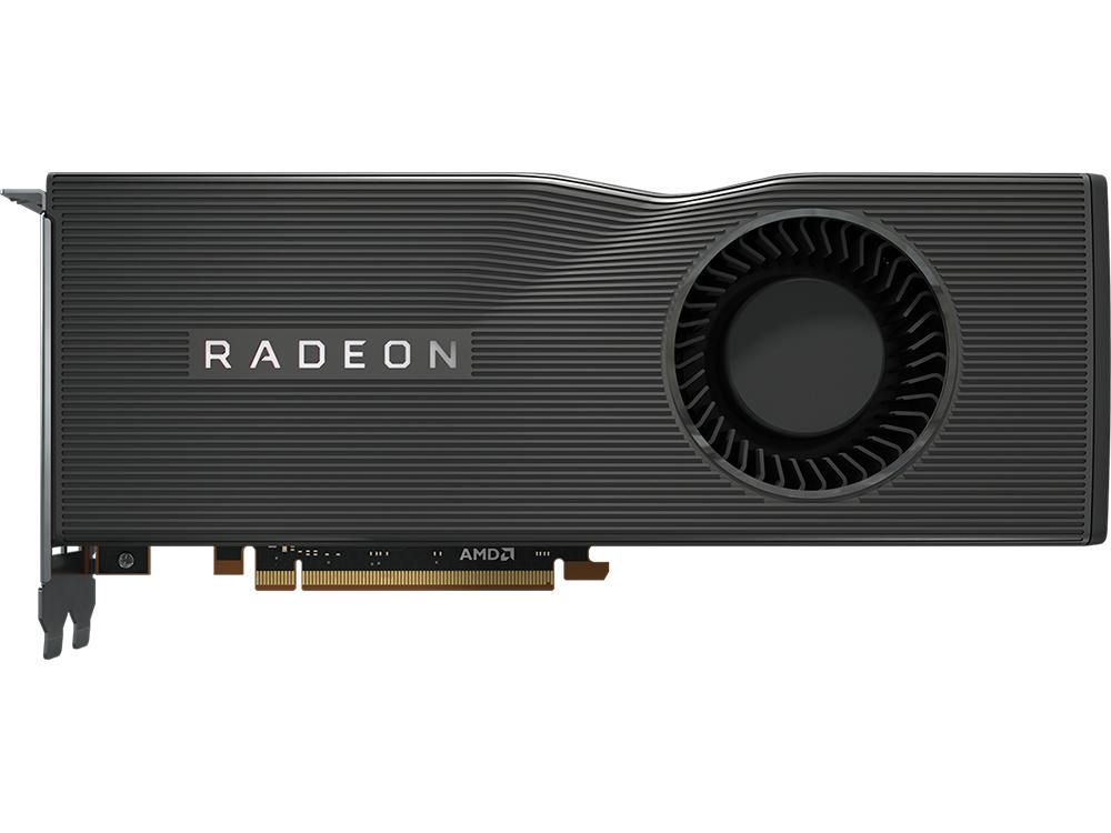 Видеокарта ASRock RADEON RX 5700 XT 8G 8Gb 1605 MHz AMD RX 5700 XT/GDDR6 14000Mhz/256bit/PCI-E 16x/3xDP, HDMI видеокарта msi radeon rx 5700 xt 1605mhz pci e 4 0 8192mb 14000mhz 256 bit dp hdmi rx 5700 xt 8g