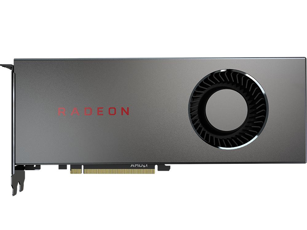 Видеокарта ASRock RADEON RX 5700 8G 8Gb 1465 MHz AMD RX 5700/GDDR6 14000Mhz/256bit/PCI-E 16x/3xDP, HDMI видеокарта msi radeon rx 5700 xt 1605mhz pci e 4 0 8192mb 14000mhz 256 bit dp hdmi rx 5700 xt 8g