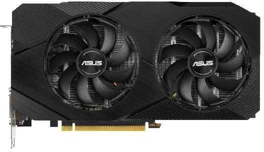 цена на Видеокарта ASUS GeForce GTX 1660 DUAL-GTX1660-6G-EVO 6Gb 1530 MHz NVIDIA GTX 1660/GDDR5 8002Mhz/192bit/PCI-E 16x/DP, HDMI, DVI