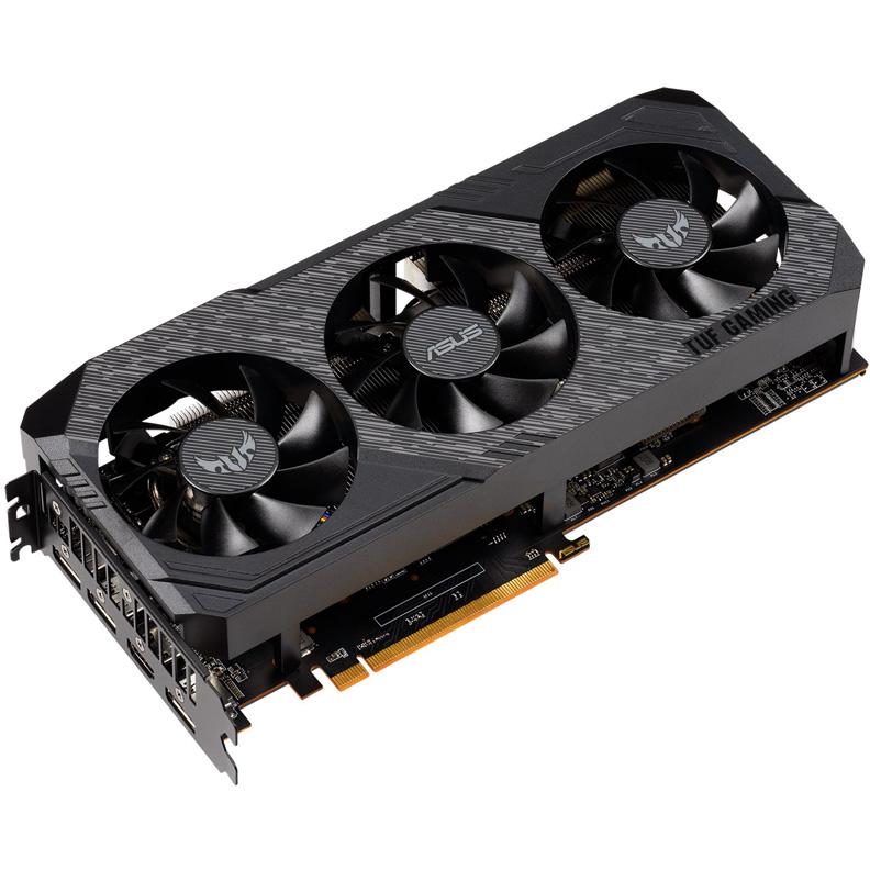 Видеокарта ASUS Radeon RX 5700 TUF 3-RX5700-O8G-GAMING 8Gb 1565 MHz AMD RX 5700/GDDR6 14000Mhz/256bit/PCI-E 16x/DP, HDMI