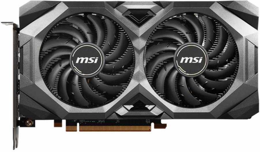 Видеокарта MSI Radeon RX 5700 (RX 5700 MECH OC) 8Gb 1670 MHz AMD RX 5700/GDDR6 14000Mhz/256bit/PCI-E 16x/DP, HDMI