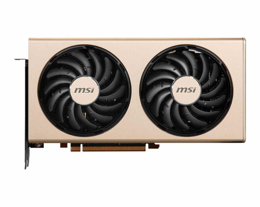 цена Видеокарта MSI Radeon RX 5700 XT (RX 5700 XT EVOKE OC) 8Gb 1690 MHz AMD RX 5700 XT/GDDR6 14000Mhz/256bit/PCI-E 16x/DP, HDMI