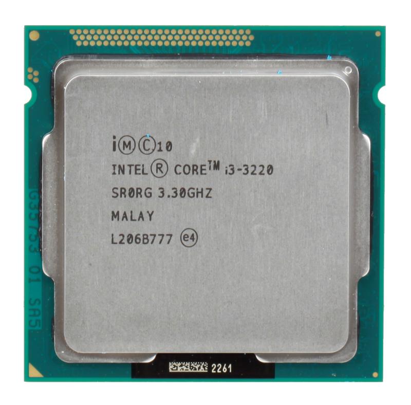 цена на Процессор Intel Core i3-3220 OEM (3.30GHz, 3Mb, LGA1155 (Ivy Bridge))