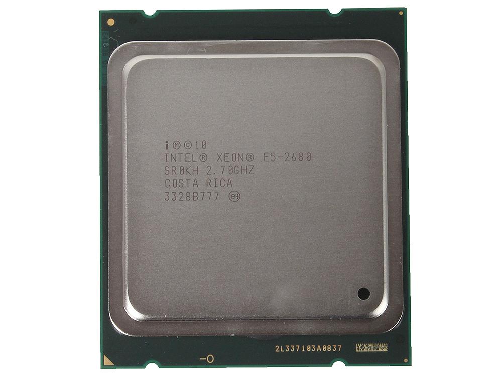 Процессор Intel Xeon E5-2680 OEM (2,70GHz, 8GT/s, 20Mb Cache, Socket2011) цена