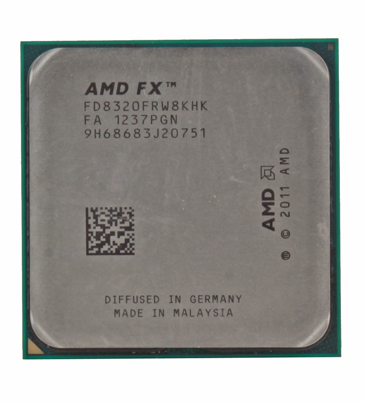 Процессор AMD FX-8320 OEM SocketAM3+ (FD8320FRW8KHK) процессор amd x4 fx 4330 4 0ггц 4mb fd4330wmw4khk socket am3 oem