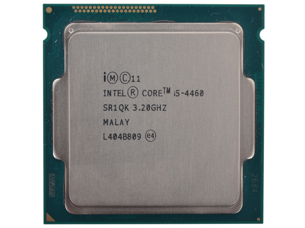 Процессор Intel Core i5-4460 OEM TPD 84W, 4/4, Base 3.2GHz - Turbo 3.4 GHz, 6Mb, LGA1150 (Haswell) процессор intel core i5 4570 box tpd 84w 4 4 base 3 20ghz turbo 3 6 ghz 6mb lga1150 haswell