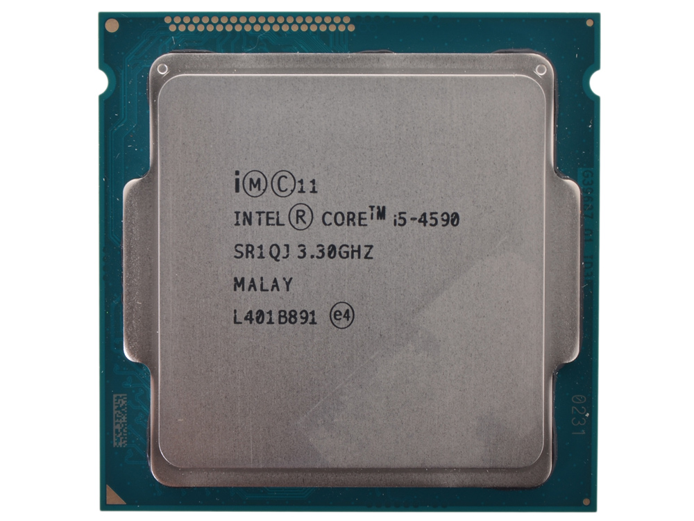 Процессор Intel Core i5-4590 OEM TPD 84W, 4/4, Base 3.30GHz - Turbo 3.7GHz, 6Mb, LGA1150 (Haswell) процессор intel core i5 4570 box tpd 84w 4 4 base 3 20ghz turbo 3 6 ghz 6mb lga1150 haswell