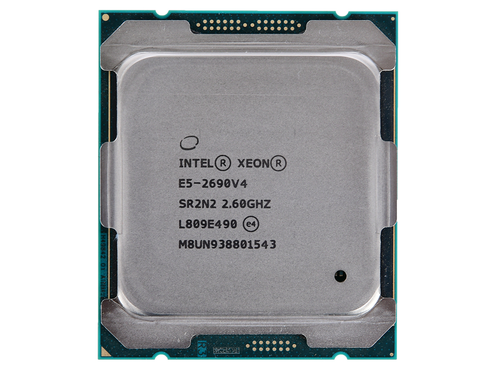 Процессор Intel Xeon E5-2690v4 2.6GHz 35Mb LGA2011-3 OEM supermicro snk p0047pd 1u socket lga2011 2011 3 square ilm intel xeon e5 2600