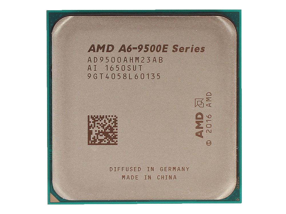 Процессор AMD A6 9500E OEM 35W, 2C/2T, 3.4Gh(Max), 1MB(L2-1MB), AM4 (AD9500AHM23AB) цены