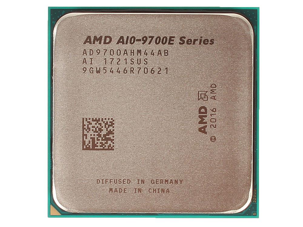 Процессор AMD A10 9700E BOX 35W, 4C/4T, 3.5Gh(Max), 2MB(L2-2MB), AM4 (AD9700AHABBOX)
