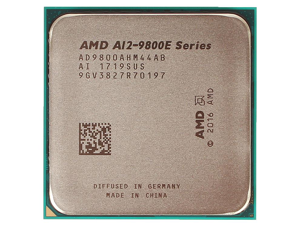 Процессор AMD A12 9800E BOX 35W, 4C/4T, 3.8Gh(Max), 2MB(L2-2MB), AM4 (AD9800AHABBOX)