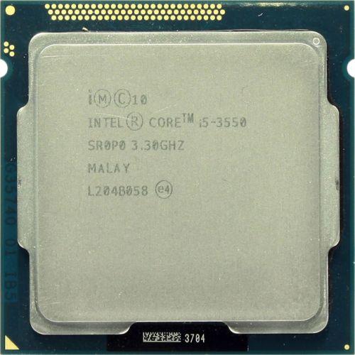 Процессор Intel Core i5-3550S 3.7GHz 6Mb Socket 1155 OEM цена 2017