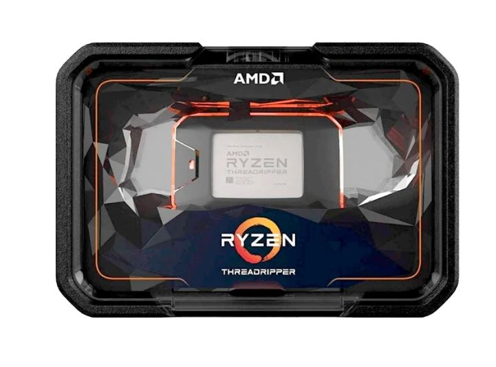 Процессор AMD Ryzen Threadripper 2990WX WOF (BOX без кулера) 250W, 32C/64T, 4.2Gh(Max), 80MB(L2+L3), sTR4 (YD299XAZAFWOF) фото