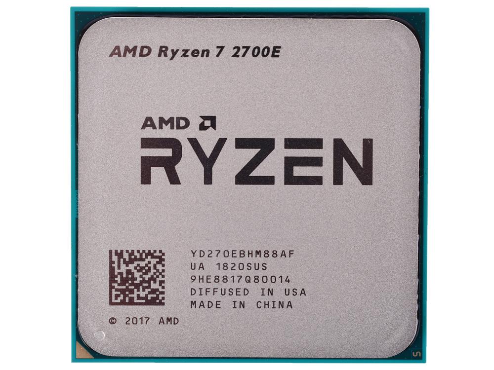 Процессор AMD Ryzen 7 PRO 2700E OEM 45W, 8C/16T, 4.0Gh(Max), 20MB(L2+L3), AM4 (YD270EBHM88AF)