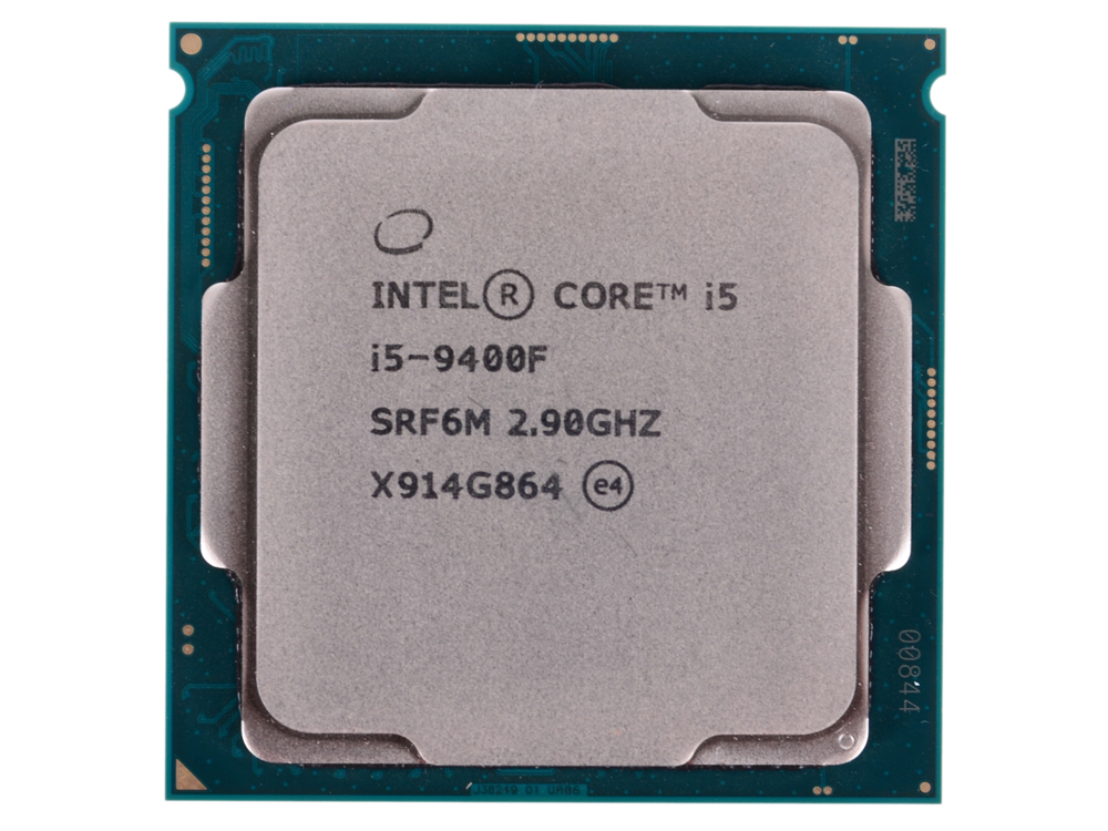 Процессор Intel Core i5-9400F OEM (TPD 65W, 6/6, Base 2.9GHz - Turbo 4.1 GHz, 9Mb, LGA1151 (Coffee Lake)) цена и фото