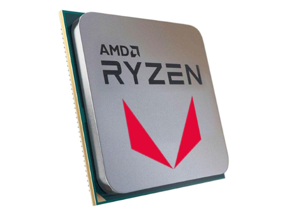 Процессор AMD Ryzen 3 3200G OEM Radeon RX Vega 8 Graphics (65W, 4C/4T, 4.0Gh(Max), 6MB(L2+L3), AM4) (YD3200C5M4MFH) процессор amd a6 7480 oem radeon r5 series 65w 2c 2t 3 8gh max 1mb fm2 ad7480aci23ab